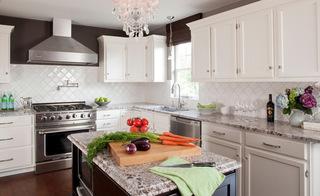 不同厨房对比 你更喜欢哪一种