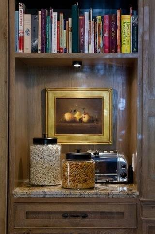 适合的厨房摆设  给你生活带了更多便利