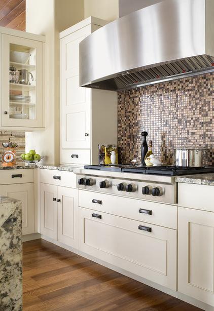 简约风格厨房设计 收纳功能超强