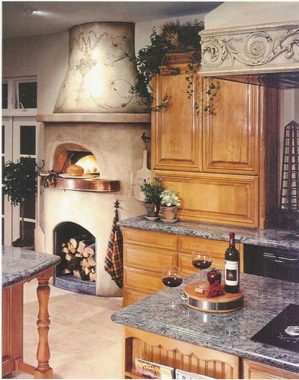 在你的厨房配置烤箱  这是多么美妙的事