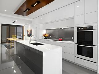 最简约风格的厨房空间装修