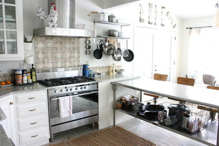 厨房装修要在行 学习设计师如何装修