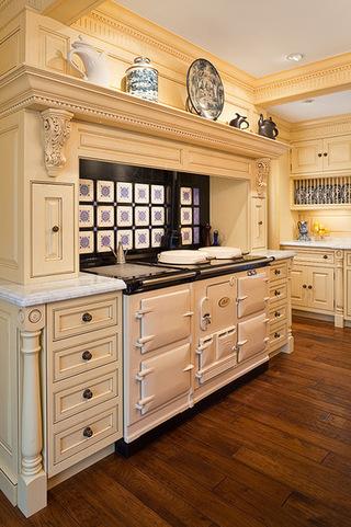 9款不同风格橱柜  点缀你的厨房