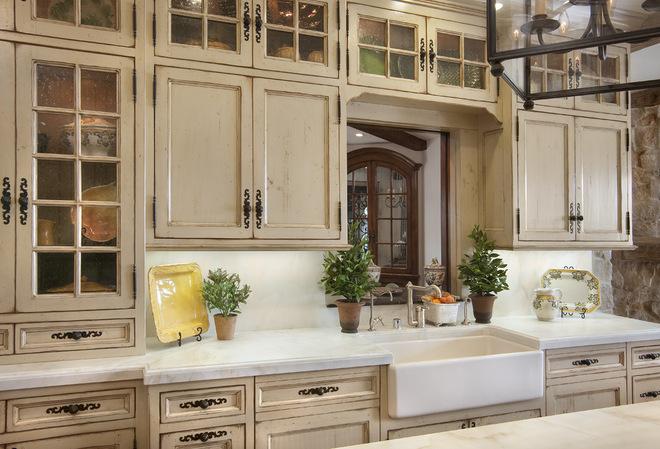 8款各式的橱柜门   让你在厨房得心应手
