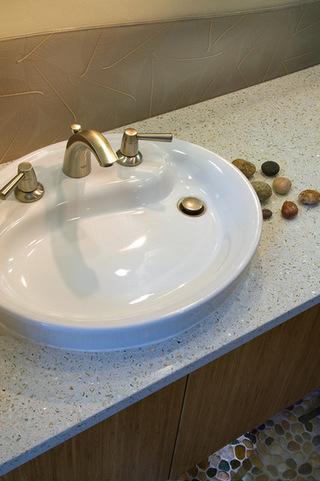 精致洗手池  给你厨房带来更多便利