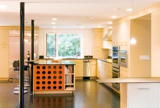 明亮的厨房  给你每天烹饪好心情
