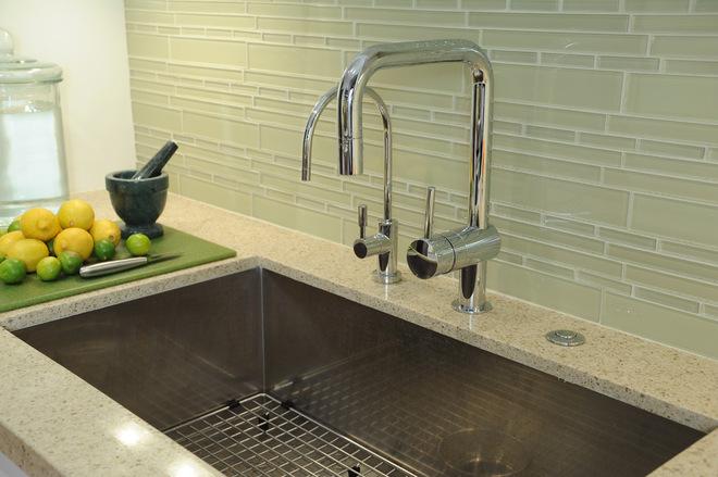 不同厨房洗手池  总有适合你的