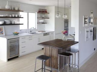 不同样式厨房设计   总有你的款