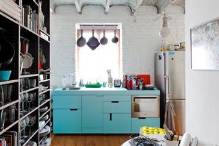 厨房间小暗格   给你更多储物空间
