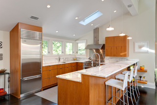 厨房装修大比拼 你的厨房你的魅力之处