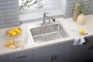 打造干净整洁水槽的14妙招   还你清洁的厨房空间