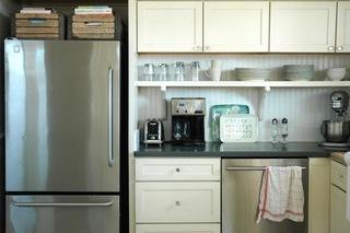如何保持洗碗柜的整洁    学学这些图片上的做法