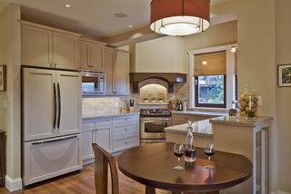 厨房收纳有高招   看看整洁的厨房是如何炼成的