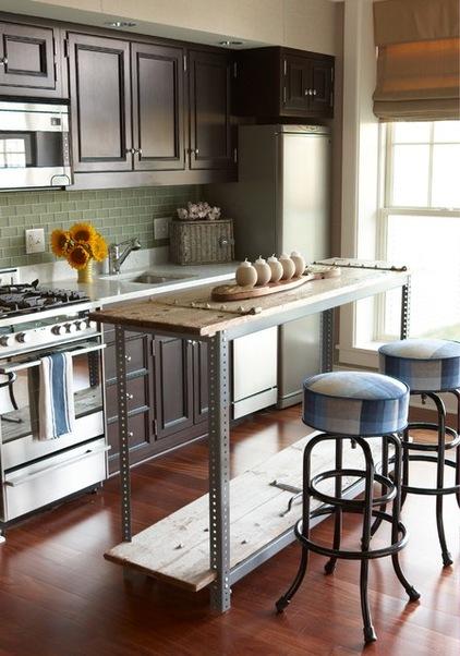 在这里让你爱上做饭的感觉  开放式厨房推荐
