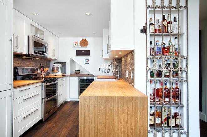 整齊的廚房收納  潔凈衛生廚房更健康