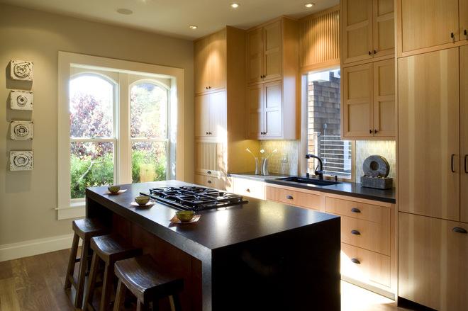 各式厨房装修大比拼 是主妇就来看一看