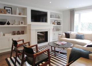 简洁舒适的家居空间装修