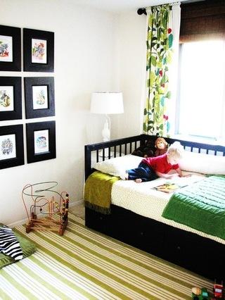 20款儿童房设计  总有一款适合你的baby