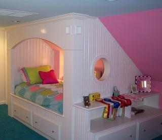 13款儿童房设计  为孩子编织一个浪漫的梦