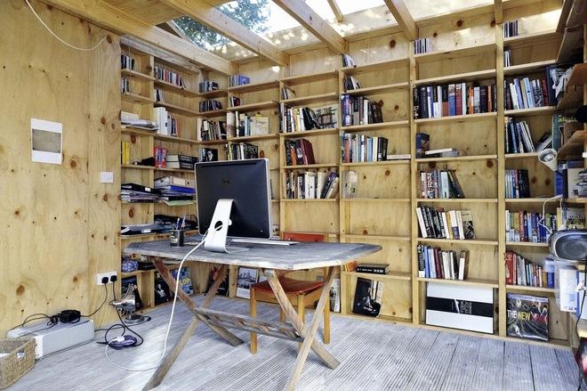 书房设计 心旷神怡