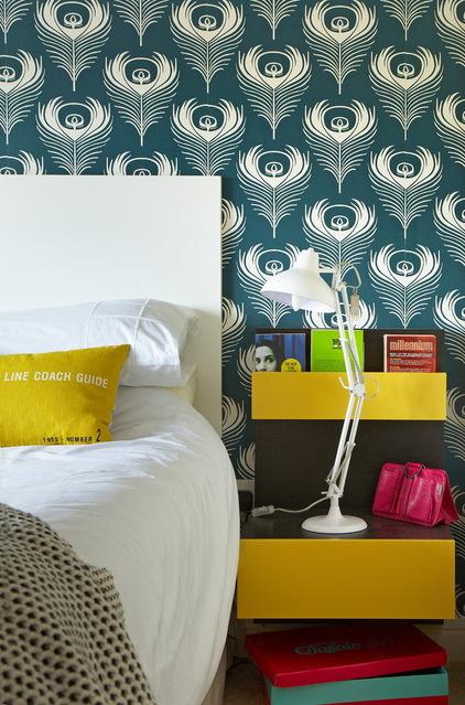现代简约风格及简欧风格卧室欣赏
