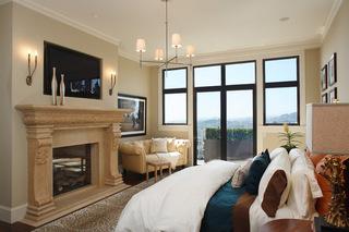 140平米以上装修客厅及卧室推荐