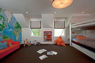 儿童房设计 让家中宝贝也有温馨小空间