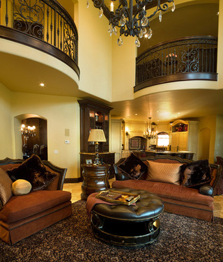 客厅设计 客厅沙发 舒适