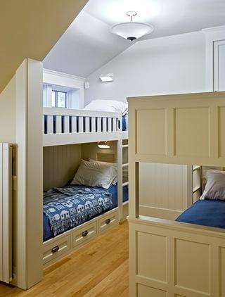 多款完美的卧室风格 任君选择