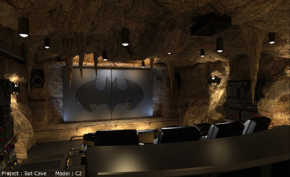 梦幻般的客厅装修