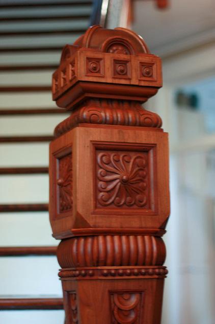 12款不同风格楼梯设计