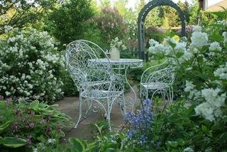 28款庭院打造花园的风格