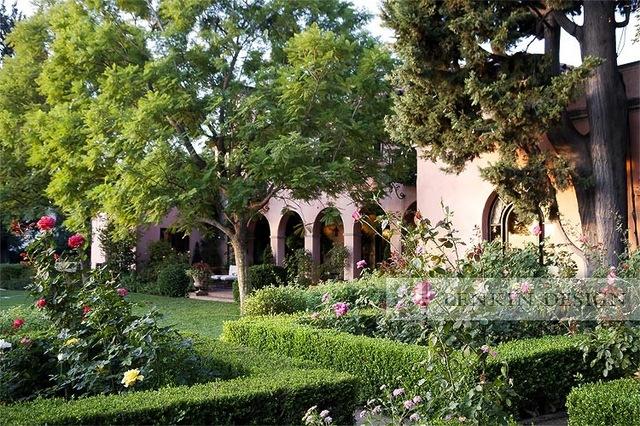 玫瑰花园 户外庭院浪漫芬芳