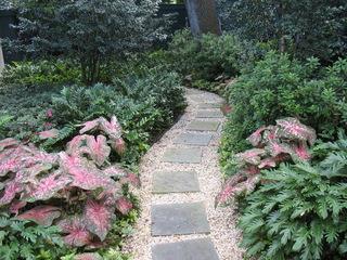 曲径通幽处  5款精致花园设计