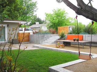 打造绿色环保别墅  别出心裁的花园设计