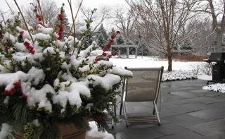 欣赏雪景 体会户外两不误