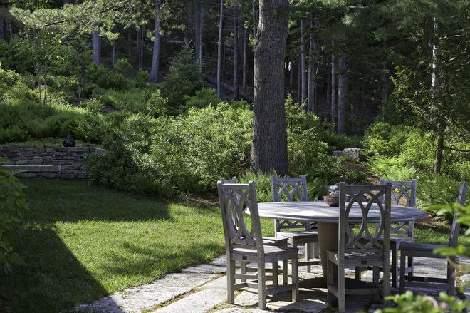童话般的花园餐厅 别墅花园的好选择