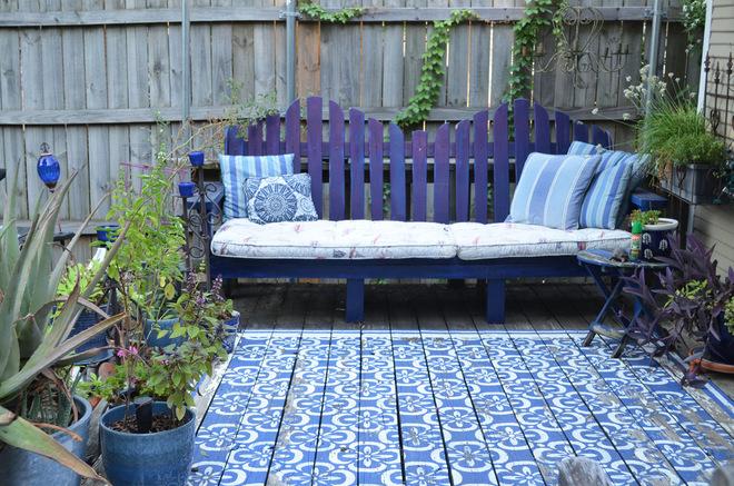 花园园艺 展现别有洞天小庭院