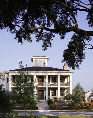 简欧风格别墅装修 隐匿在桃园中的唯美