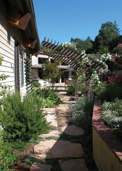 户外庭院的打造 体验唯美花园