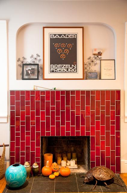十大壁炉装饰灵感 让你的家温暖起来