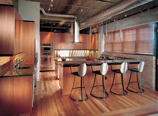 现代开放式艺术感客厅装修的典范