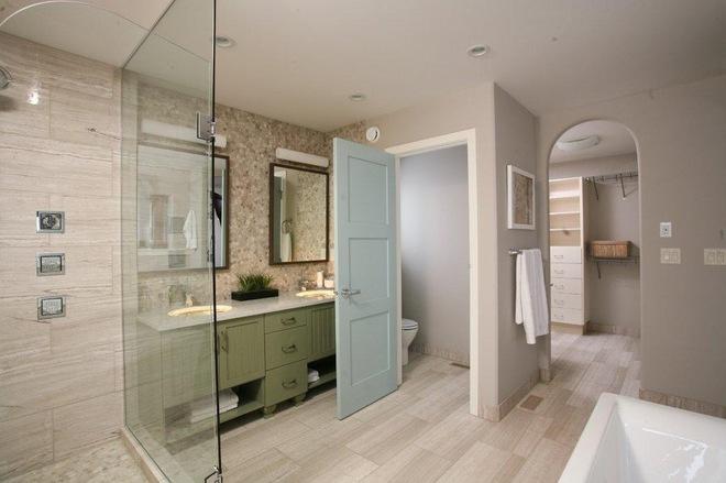 舒適型別墅裝修靈感 合理運用門的分隔作用