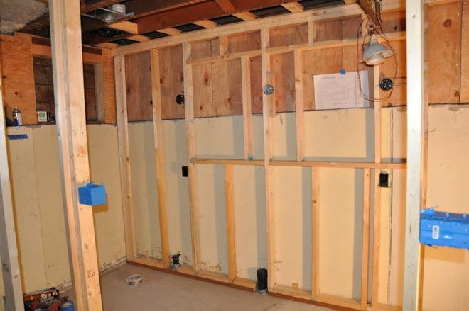 地下室改建步骤图列 将你的地下室焕然一新