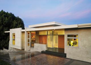 混搭风格的舒适大气别墅设计
