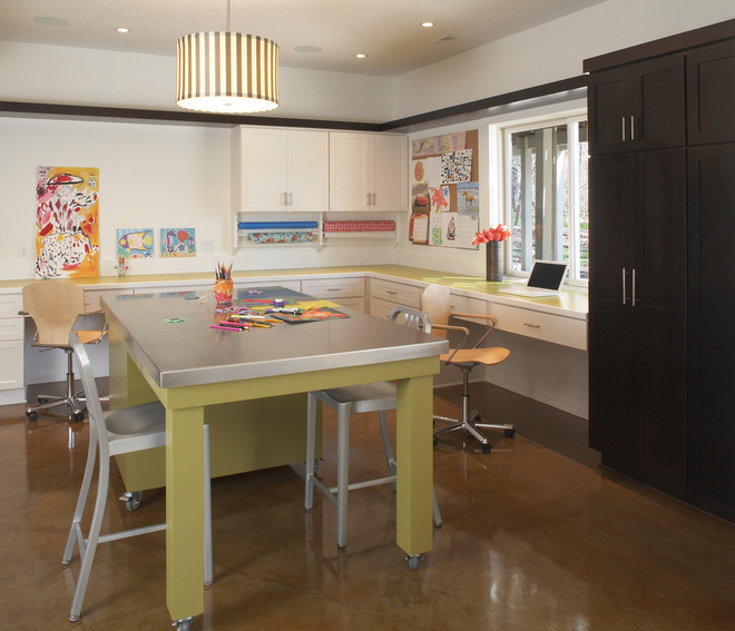 简欧风复式效果图 我的家最优雅