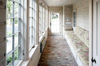室内砖感受另类住宅的时尚体验