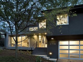 舒适的灯光造就舒适的住宅