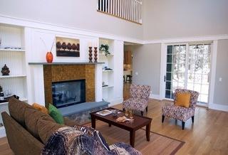 混搭出田园风味的舒适住宅