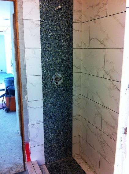 低矮的平房改造:安装室内完成